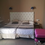 Foto de Hotel Terramarina