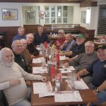 Bimonthly meeting of Class of '68 grads