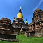 Ayutthaya 1 day tour, old capital of Thailand www.thailand-privatetour.com/15490942/ayutthaya