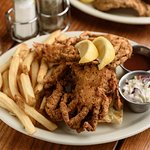 Softshell Crab Dinner