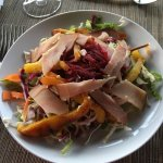 Smoked Marlin Salad