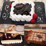 The Three Birthday Cakes! All surprises