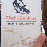 Fisch-Kombuse Foto