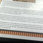 Excerpts from menu