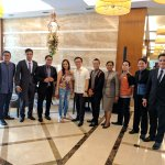 The amazing staff at Avenue Plaza, The very best in Bicol!