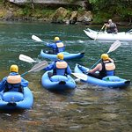 Great Inflatable kayaking trips