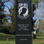 POW MIA Monument