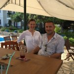 Gihan & Natallia - your hosts