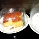 House made fresh cakes