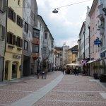 Innenstadt Brunico / Bruneck