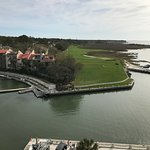 View of Harbour Town Golf Course