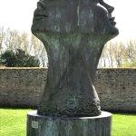 churchyard sculpture