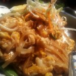Chicken padthai