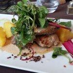 Idée de plat du jour : Agneau, légumes et sauce