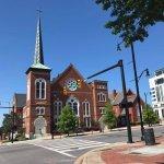 Photo of Dexter Avenue King Memorial Baptist Church