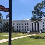 Photo of Alabama Department of Archives and History