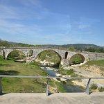 2000 year old Roman Bridge, still functioning.