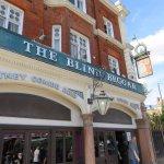 The Blind Beggar Pub - Whitechapel, East London (03/Jun/17)