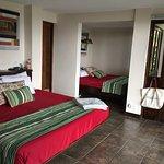 Foto de TikiVillas Rainforest Lodge & Spa