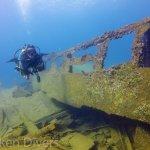 Cabo San Lucas Shipwreck-local dive