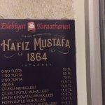 Photo of Hafiz Mustafa 1864, Sirkeci