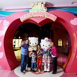 Hello Kitty & Friends can't wait to meet you at Sanrio Hello Kitty Town!