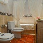 Frangipani's bathroom
