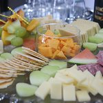 WineTime snacks for a private party