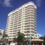 Foto de Beachcomber International Resort