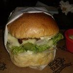 Hambúrguer Incrível