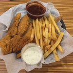 Currents-Treasure Island-Chicken Strip Baset