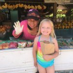 At the fruit stand