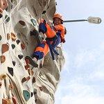 Paramount Wall Climbing