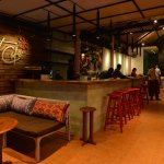 The newly renovated Art Cafe Sanur - April
