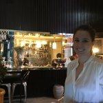 Aura Restaurante's Lovely Hostess