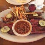 Four Meat Platter