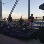 Live music every Wednesday during summers
