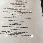 Delicious Sunday Lunch Menu @ Delhi6