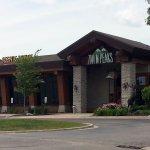 Front of Twin Peaks Restaurant