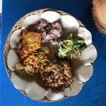 Great food at Jatiluwih Village
