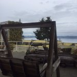 Swing to watch the ocean, Kingfisher Oceanside Resort and Spa, 4330 Island Hwy S, Courtenay, Bri