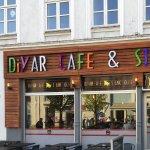 Diyar Cafe og Steakhouse set fra torbet