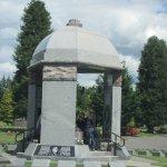 Jimi Hendrix Memorial Grave Site, Greenwood Memorial Park, Renton<WA