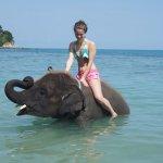 Tri Trang Beach Foto