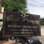 Photo de The Chocolate Shop