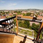 Die Aussicht auf den Rhein, Kaiserstuhl, Tuniberg & Schwarzwald