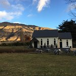 The deconsecrated church at Waitiri