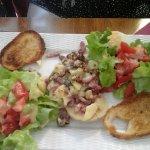 Salade léonarde