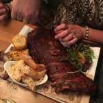 Rack Of Ribs from The Features Menu