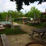 Photo de Camping Domaine des Mathevies